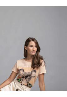 T-Shirt Estampa Coala Vivid - Lez A Lez