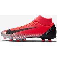 143d7de4aa Chuteira Nike Mercurial Superfly Vi Academy Cr7 Campo Unissex