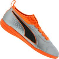 Centauro. Chuteira Futsal Puma One 3 Ic Leather ... 13f06822dc79e