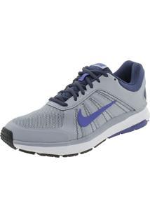 Tênis Dart 12 Msl Nike - 831533 Cinza/Azul 39