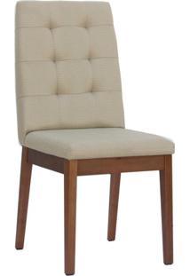 Cadeira De Jantar Joy Natural E Daple