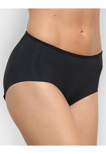 Calcinha Modeladora Hope Magic Back Feminina - Feminino-Preto