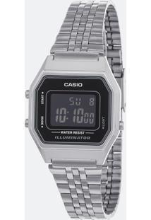 Relógio Unissex Casio Vintage La680Wa-1Bdf-Br Digital