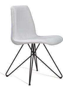Cadeira Eames Butterfly T1118-Daf Mobiliário - Cru