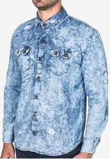 Camisa Jeans 200048