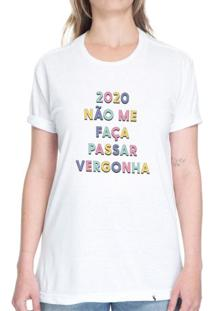 2020 Não Me Faça - Camiseta Clássica Unissex