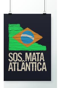 Poster Mata Atlântica