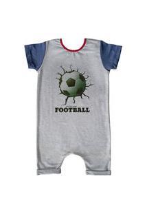 Pijama Curto Comfy Soccer Game