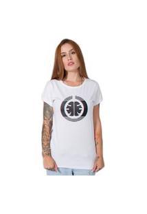 Camiseta Signature 3D Branco
