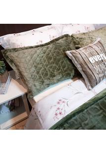 Porta Travesseiro Plush Essence - Bene Casa