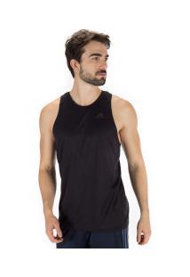 Camiseta Regata Adidas Own The Run Sng - Masculina - Preto