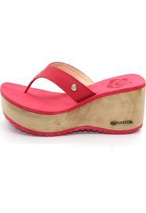 Tamanco Barth Shoes Buzios Vermelho