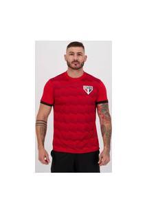 Camisa Sáo Paulo Speed Vermelha