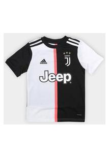 Camisa Infantil Original Adidas Juventus I 2019/20 Dw5453
