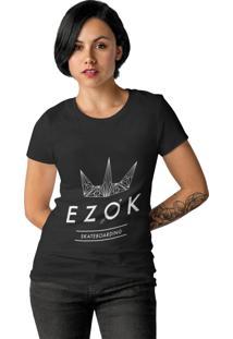 Camiseta Ezok Urban Preto