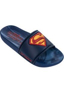 Chinelo Infantil Super Homem Grendene Kids 21661