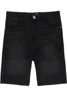 Bermuda Masculina Jeans Tradicional