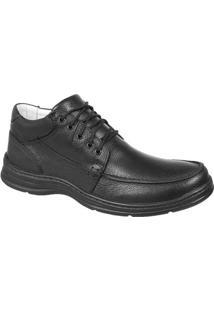 833a8e3d5 Santa Fé Calçados. Sapato Abotinado Confortável ...
