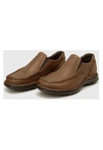 Sapato Em Couro Hayabusa Support 16 Tan