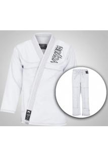 Kimono Jiu-Jitsu Venum Competidor Brasil - Adulto - Branco