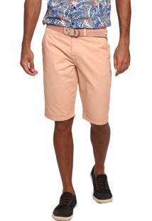Bermuda Rafik Jeans Collor Nude