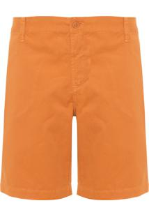 Bermuda Masculina Color Chino - Marrom