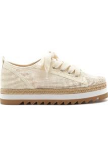 Sneaker Flatform Sporty Cru | Schutz