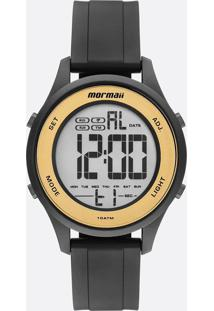 Relógio Feminino Digital Mormaii Mo62008D