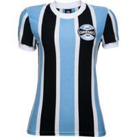 9f72e7ea84098 Camisa Retrô Grêmio 1972 Feminina - Feminino