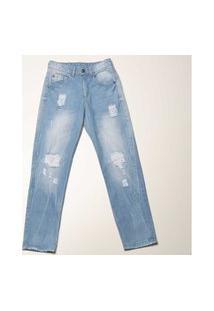 Calça Jeans C/ Puidos Calça Jeans C/ Puidos Jeans 16