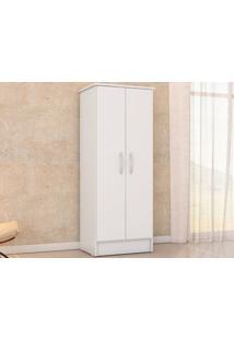 Armário Multiuso 2 Portas Viena Branco - Lc Móveis