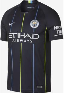 49826c4c57b20 Camisa Nike Manchester City Ii 2018 19 Torcedor Masculina