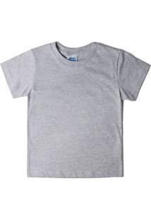 Camiseta Juvenil Mescla Bb Kids