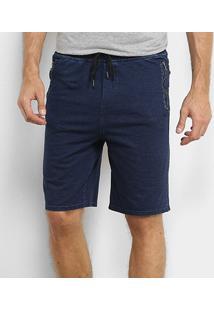 Bermuda Jeans Broken Rules Masculina - Masculino