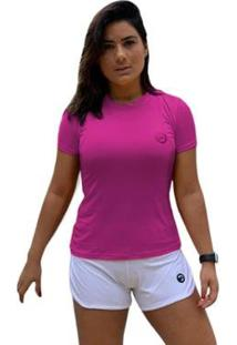 Camiseta Baby Look Performance - Feminino