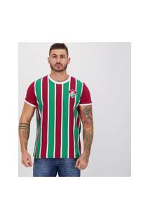 Camisa Fluminense Rubor Vinho