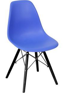Cadeira Eames Ii Azul Escuro