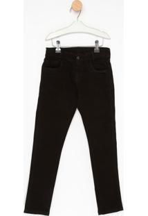 Calça Jeans Express Agnos Preto - Kanui