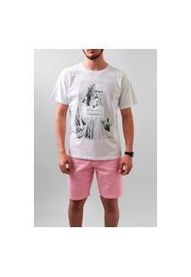 Camiseta Reserva Branco Nada Sei