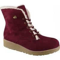 f09da07410bfe Bota Marsala Sintetica feminina   Shoes4you