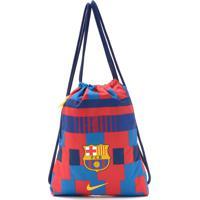 947a9c4767 Dafiti Sports. Mochila Nike Fcb Barcelona Azul Vermelho