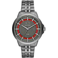 09eee3545db Off Premium. Relógio Armani Exchange Masculino Copeland