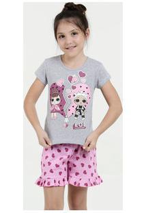 9df809998 Pijama Para Menina Amamentacao Lycra infantil