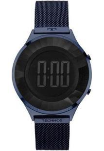 Relógio Technos Feminino Crystal Digital - Feminino