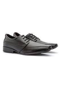 Sapato Social Masculino Torrenezzi Em Couro - Cor Preto