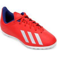 32fc87c7931c5 Chuteira Society Infantil Adidas X 18.4 Tf - Masculino