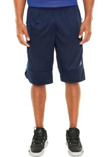 Short Adidas Performance Essentials Azul-Marinho