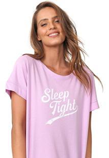 Camiseta Gap Lettering Rosa