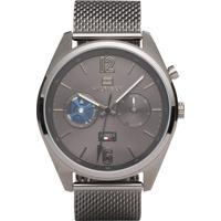 c7ffb649162 Relógio Tommy Hilfiger Masculino Aço Cinza - 1791546