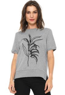Camiseta Forum Estampada Cinza - Kanui